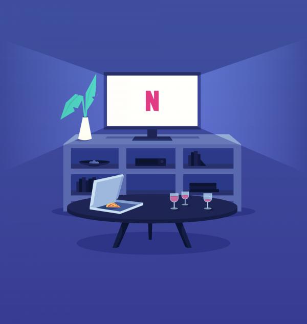 Netflix Party 📺